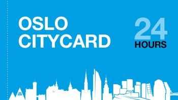 Oslo City Card: Attractions, Museums & Hop-On Hop-Off Bus Pass