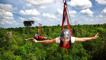 Selvatica Off-Road & Flight Challenge