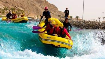 ,Parque Wadi Adventure