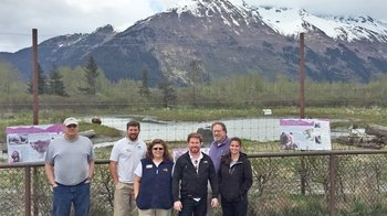 Half-Day Pre-Cruise Transfer Tour: Anchorage to Whittier