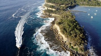 Full-Day Tasman Peninsula Cruise & Tasmanian Devil Park Tour
