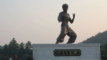 Guided Historical Tour of Bruce Lee & Foshan City with Lunch