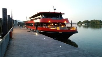 Dinner Cruise on the Garonne River