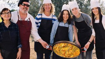 Albufera Natural Park Tour & Paella Cooking Experience
