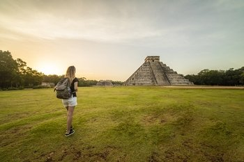 Chichen Itza Your Way with Preferred Suite Access