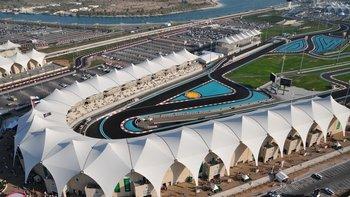 ,Circuito F1 Yas Marina