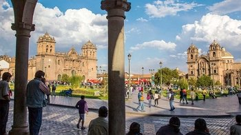 4-Day Cusco, Sacred Valley & Machu Picchu Tour