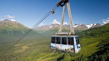 Private Alyeska Aerial Tram Ride