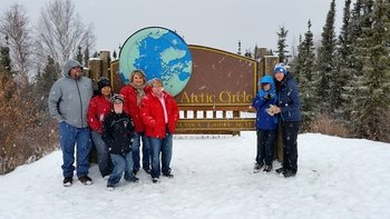 Full-Day Arctic Circle Tour