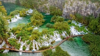Private Plitvice Lakes & Rastoke Tour