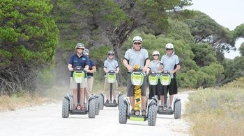 Rottnest Island Fortress Adventure Segway Tour