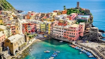 Small Group tour of Cinque Terre & Portovenere