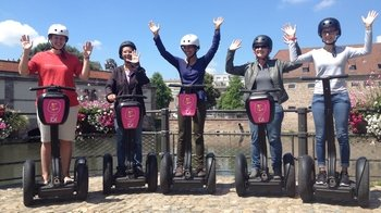 Guided Segway City Tour of Strasbourg