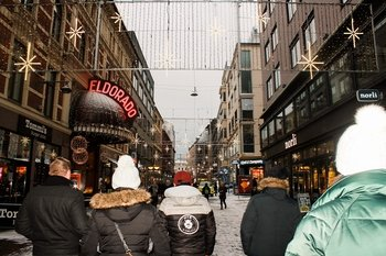 The Oslo Winter Tour