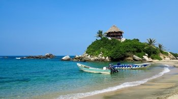 Tayrona National Park Beach Tour with Cañaveral & Arrecifes