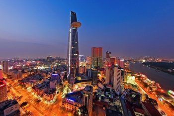 Saigon Skydeck Admission
