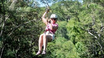 Canopy & Quad bike Combo Tour with Mezcal Tasting