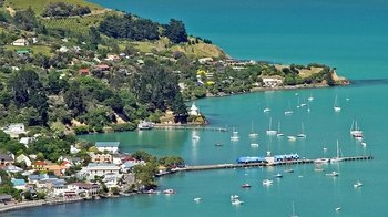 3-Day Akaroa Harbour & TranzAlpine Train Excursion