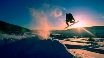 Vail Snowboard Hire Package