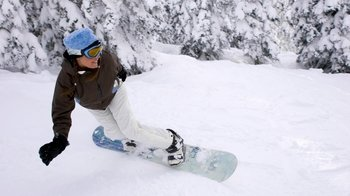Steamboat Snowboard Rental Package