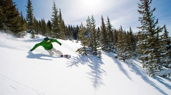 Jackson Hole Snowboard Hire Package