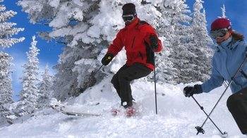 Jackson Hole Ski Hire Package