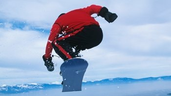 North Lake Tahoe Snowboard Rental Package