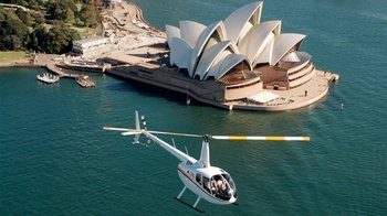 Blue Mountains Helicopter Flight & Off-Road Driving Tour