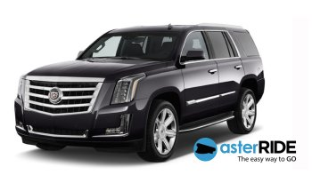 Private SUV: Cleveland Hopkins International Airport (CLE)