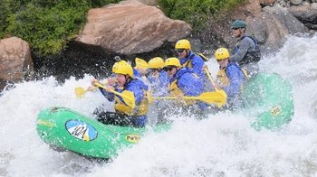 Full or Half-Day Advanced Whitewater Rafting Excursion