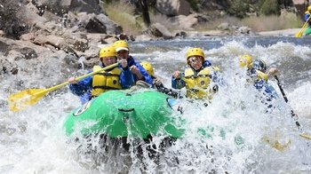 Multi-Day Arkansas River Whitewater Rafting Adventure