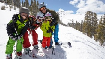 Deer Valley Resort Multi-Day Ski Hire Package with Delivery