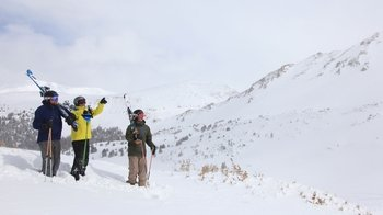 Park City Resort Multi-Day Ski Hire Package with Delivery