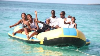 Banana Boat Adventure