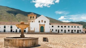 Private Villa de Leyva Tour