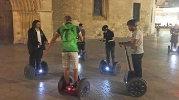 Small-Group Haunted Highlights Tour via Segway