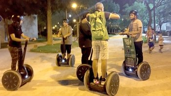 Segway Tour by Night