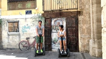 Valencia Historic Center & Turia River Segway Tour