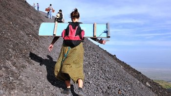 Private Volcano Boarding Excursion at Cerro Negro