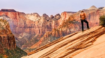Zion National Park Full-Day Tour