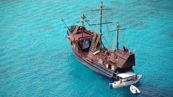 Cozumel Pirate Ship Adventure
