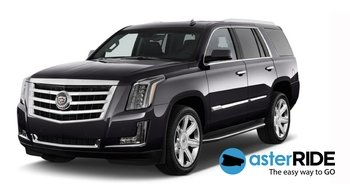 Private SUV: Ontario International Airport (ONT)
