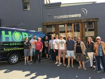 Best of Brisbane Brewery Tour with Tastings