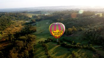 Sydney Hot Air Balloon Flight