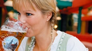 Oktoberfest Experience with Reserved Seating & City Tour