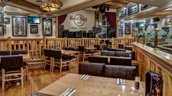 Dining at Hard Rock Cafe Lake Tahoe with Priority Seating