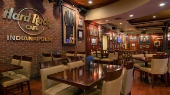 Dining at Hard Rock Cafe Indianapolis with Priority Seating