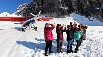 Mountain Voyager Flightseeing Tour