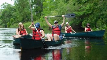 Canoe or Kayak Tour of the Louisiana Bayous