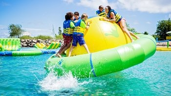 Admission to Inflatable Open-Water Sports Park